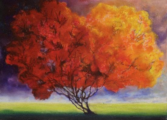 40 x 30 cm, pastel, 1999