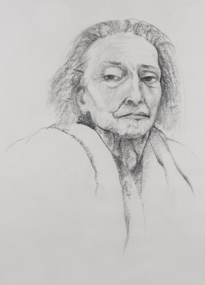 104 x 73 cm, technique mixte, 2013