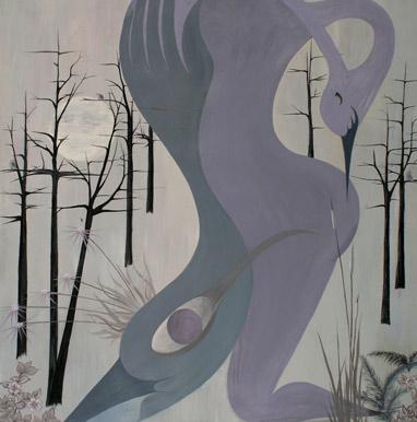65 x 50 cm, acrylique sur papier, 1982