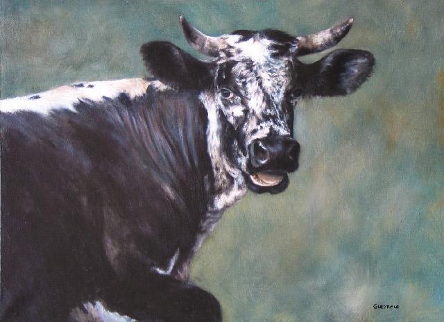 65 x 81 cm, huile, 2001