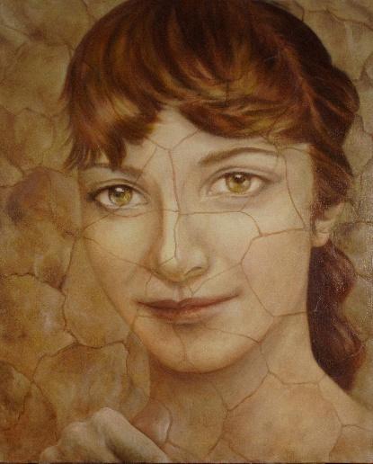 100 x 81 cm, huile, 2009