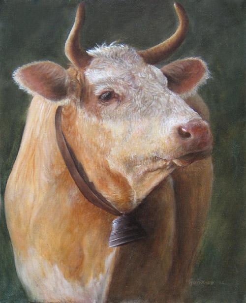 65 x 54 cm, huile 2002