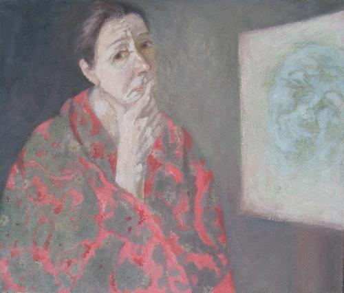 81 x 73 cm, huile, 2004